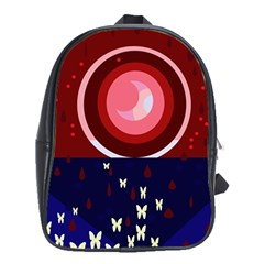Techno  School Bags (XL)