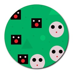 Audience  Round Mousepads
