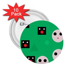 Audience  2.25  Buttons (10 pack)