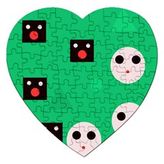 Audience  Jigsaw Puzzle (Heart)