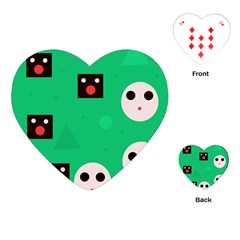 Audience  Playing Cards (Heart)