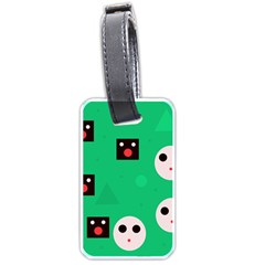 Audience  Luggage Tags (Two Sides)