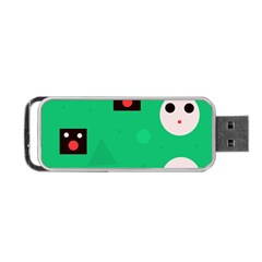 Audience  Portable USB Flash (Two Sides)