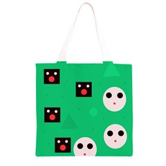 Audience  Grocery Light Tote Bag