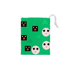Audience  Drawstring Pouches (XS)