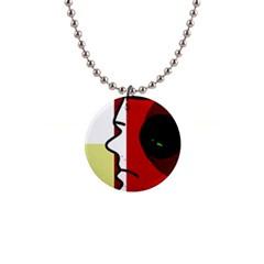 Secret Button Necklaces