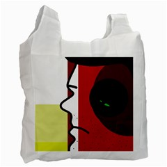 Secret Recycle Bag (Two Side)