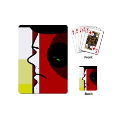 Secret Playing Cards (Mini)