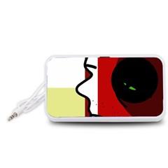 Secret Portable Speaker (White)