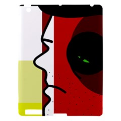Secret Apple iPad 3/4 Hardshell Case