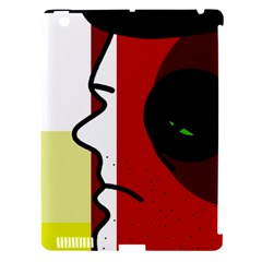 Secret Apple iPad 3/4 Hardshell Case (Compatible with Smart Cover)