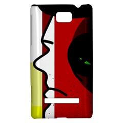 Secret HTC 8S Hardshell Case
