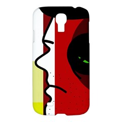 Secret Samsung Galaxy S4 I9500/I9505 Hardshell Case