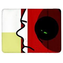 Secret Samsung Galaxy Tab 7  P1000 Flip Case
