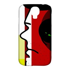 Secret Samsung Galaxy S4 Classic Hardshell Case (PC+Silicone)