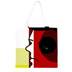 Secret Grocery Light Tote Bag