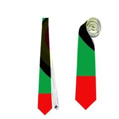 Billiard  Neckties (Two Side)