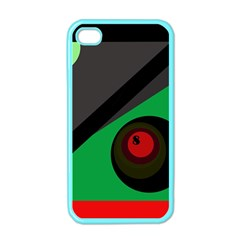 Billiard  Apple iPhone 4 Case (Color)