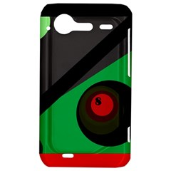 Billiard  HTC Incredible S Hardshell Case