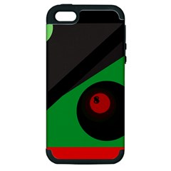 Billiard  Apple iPhone 5 Hardshell Case (PC+Silicone)