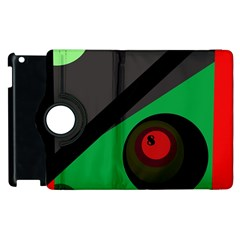 Billiard  Apple iPad 3/4 Flip 360 Case