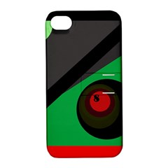 Billiard  Apple iPhone 4/4S Hardshell Case with Stand
