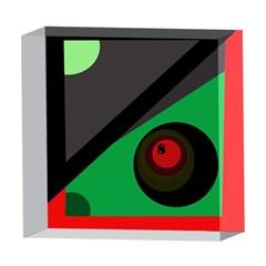 Billiard  5  x 5  Acrylic Photo Blocks