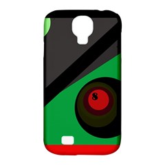 Billiard  Samsung Galaxy S4 Classic Hardshell Case (PC+Silicone)