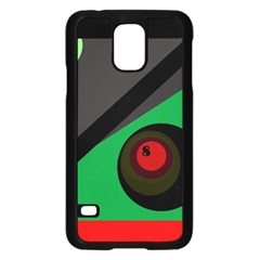 Billiard  Samsung Galaxy S5 Case (Black)