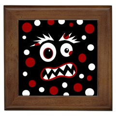 Madness  Framed Tiles