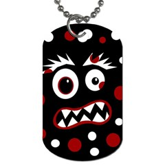 Madness  Dog Tag (Two Sides)