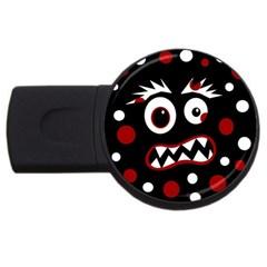 Madness  USB Flash Drive Round (2 GB)