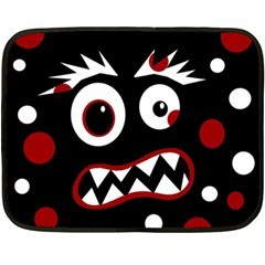 Madness  Double Sided Fleece Blanket (Mini)