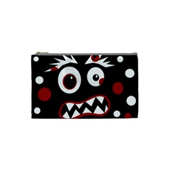 Madness  Cosmetic Bag (Small)