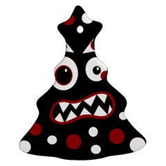 Madness  Christmas Tree Ornament (2 Sides)