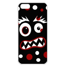 Madness  Apple iPhone 5 Seamless Case (White)