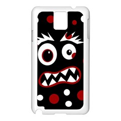 Madness  Samsung Galaxy Note 3 N9005 Case (White)