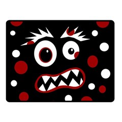 Madness  Double Sided Fleece Blanket (Small)