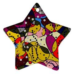 New Year Ornament (Star)