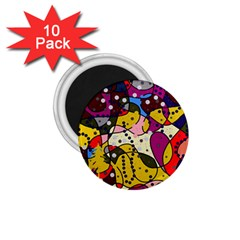 New Year 1.75  Magnets (10 pack)