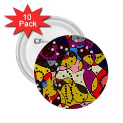 New Year 2.25  Buttons (10 pack)