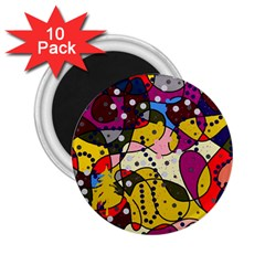 New Year 2.25  Magnets (10 pack)