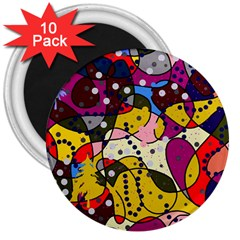 New Year 3  Magnets (10 pack)