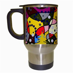 New Year Travel Mugs (White)