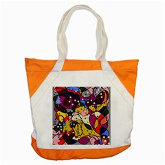 New Year Accent Tote Bag