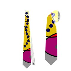 New Year Neckties (One Side)