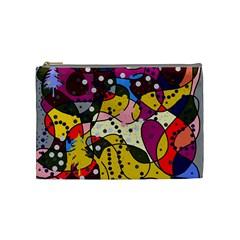 New Year Cosmetic Bag (Medium)