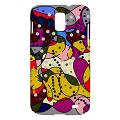 New Year Samsung Galaxy S II Skyrocket Hardshell Case