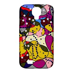 New Year Samsung Galaxy S4 Classic Hardshell Case (PC+Silicone)