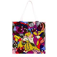 New Year Grocery Light Tote Bag